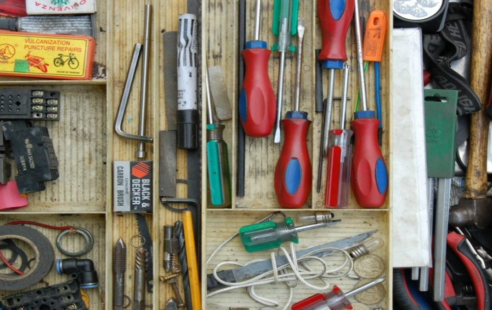 What's in your language learning toolbox?